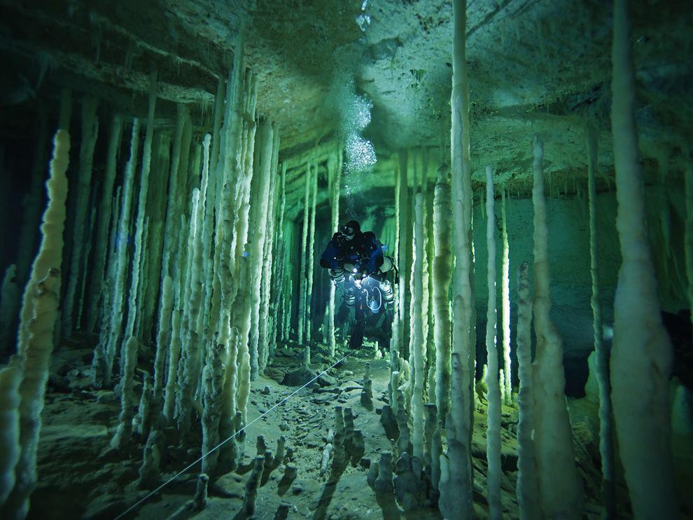 世界上最大的洞穴
